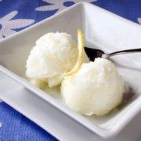 Sorbets CITRON| Recettes de glaces et sorbets maison, avec ou sans sorbetière - Page 2