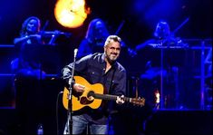 Fly like the Eagle you are Vince! Vince Gill, Love Me Better, Eagles, Concert, Country Music, Music Artists, Stars, Eagle, Musicians