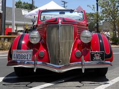 Newhall Classic Car Show