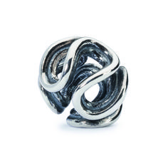 Path of Life Bead by Trollbeads - Shop the 2015 Spring Collection at www.trollbeads.com #newhorizons #handcrafted