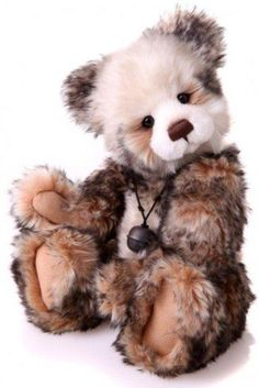 Charlie Bears Tracy, I have one of these, she is lovely, and My name too.