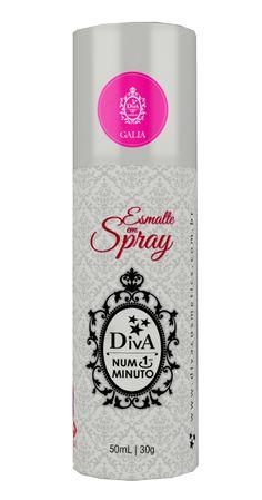 Esmalte Spray Diva Galia
