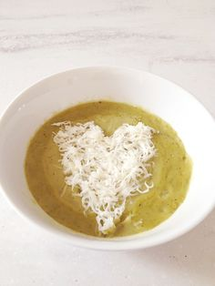 heart in soup
