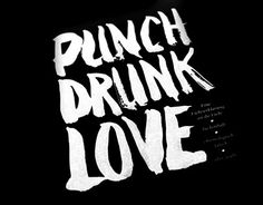 """Check out new work on my @Behance portfolio: """"punch drunk love, a book about drinks, women and stuff"""" http://on.be.net/1HefTEK"""
