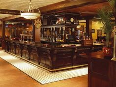 british pub home bar - Google Search