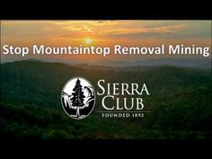 Mountaintop Removal Coal Mining from Above