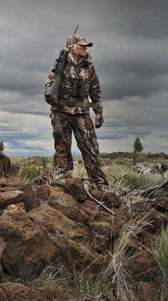 It's not just some hobby; it's part of who I am. #Hunting