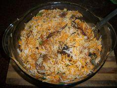 YUMMY TUMMY: Chicken Kofta Biryani / Murg Kofta Biryani / Flavoured Rice with MeatBalls