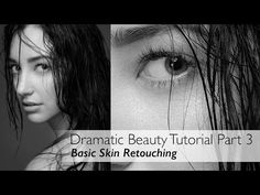 Dramatic Beauty Portrait Tutorial Part 3: Basic Skin Retouching | Fstoppers