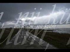Johansonid - Külm - YouTube
