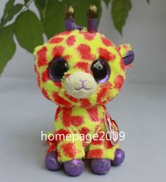 Tiny beanie boos in happy meals | ... for sale, including Beanie Boos, Jingle Beanies, and Beanie Babies