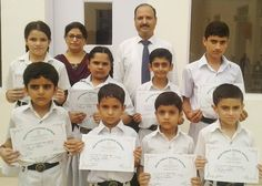 #DPSNagbani organizes Inter House Spell Bee Competition