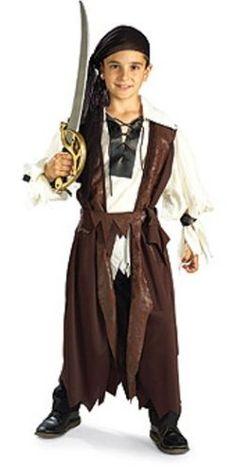 Rubies Halloween Concepts Children's Costumes Caribbean Pirate - Medium  #Caribbean #Childrens #Concepts #Costumes #Halloween #KidsHalloweenCostumes #Medium #Pirate #Rubies Halloween Spirit
