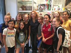 At the Museum of Math in New York City Thursday (Oct. 5), U.S. entrepreneur Anousheh Ansari wowed the crowd with tales of her 10 days aboard the International Space Station in 2006 as the first civilian woman to fly to space.