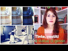 L'INGANNO DEI SENSI: tinte, vestiti e statue di gesso