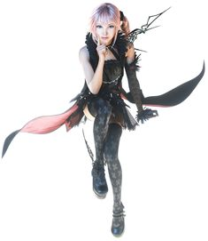 Lumina - Lightning Returns: Final Fantasy XIII