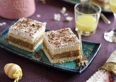 Juditka konyhája: ~ RUMOS - DIÓS KOCKA ~ Nutella, Tiramisu, Food And Drink, Ethnic Recipes, Dios, Tiramisu Cake