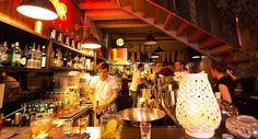 Berlin pur Jacob's Bar & Restaurant in Berlin-Charlottenburg