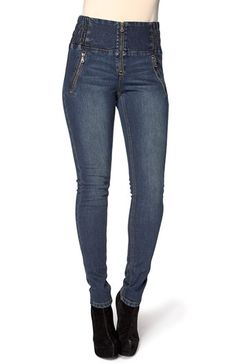 De fedeste Happy Holly Jeans Alice M?rk denim Happy Holly Underdele til Dame i behagelige materialer