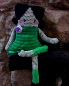 mi primer muñeca cuadrada