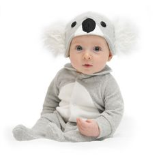 Lil' Creatures - Lil' Baby Koala Costume