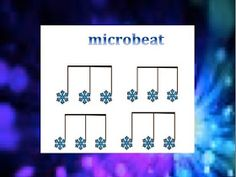 MLT, easy as Do Re Mi: A Music Learning Theory classroom: Microbeat/Macrobeat signs with snowflakes
