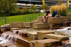 Allegheny Riverfront Park: recuperação da orla de Pittsburgh