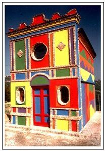 Barolo Chapel - Piedmont