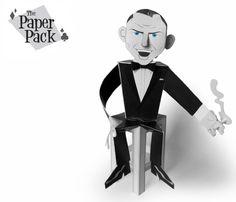 L'artiste Luis Renato Kriegel, vient d'achever son Paper Pack, une série de papertoys inspirés du célèbre Rat Pack. Après Sammy Davis JR. et Dean Martin, c'est au tour du leader Franck Sinatra de prendre la pause ! La sculpture estLire la suiteFrank Sinatra de Luis Renato Kriegel