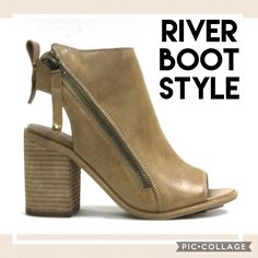 Online Boutiques, Fashion Boots, Peeps, Peep Toe, Booty, Ankle, Pretty, Shoes, Swag