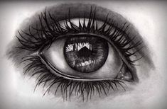 Eye drawing by KatePowellArt.deviantart.com