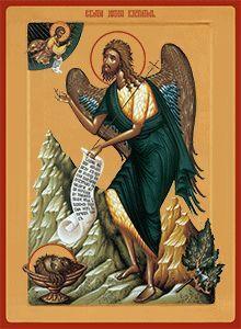 - Saint John the Baptist, icon Byzantine Icons, Saint John, John The Baptist, Saints, Art, Orthodox Icons, Art Background, San Juan, Kunst