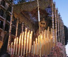 Nuestra Señora y Madre del Patrocinio, Holy Week 2008, Seville, Spain.
