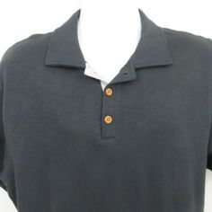 189020f9 Cohesive & Co Black Golf Polo Shirt Mens L Short Sleeve Knit #Cohesive  #PoloRugby