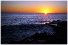 #Sunset in the #Dominican Republic! #DreamsResorts La Romana