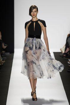 54 photos of Carmen Marc Valvo at New York Fashion Week Spring 2015.