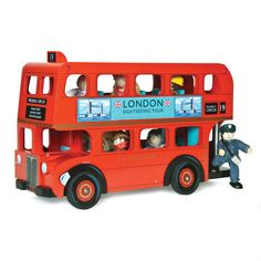 Le Toy Van London Buss