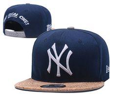 b70bcb09b31 MLB Yankees Fresh Logo Navy Adjustable Hat. baseball caps yang · MLB  Snapback Hats