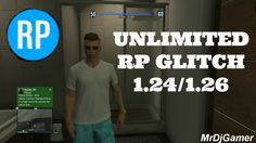 GTA 5 Online: Unlimited RP Glitch After Patch 1.24/1.26 BEST METHOD (GTA...