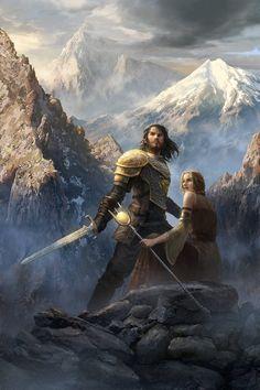 Pin di Black Bear su Fantasy, Knight | Pinterest