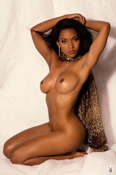 Pretty ebony nudes