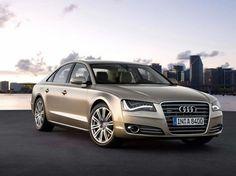 Audi A8L Luxury Sedan