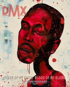 DMX Poster by Beery Method on CreativeAllies.com