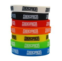 Image of Sidemen Wristbands (PRE-ORDER ONLY)