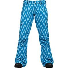 Burton The White Collection Crush Snowboard Pants (For Women)