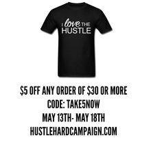 #hustlehardcampaign #campaigntees http://ift.tt/27DvEGi