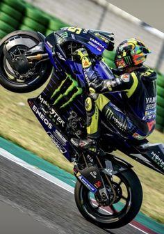 Bengalischer Tiger, Valentino Rossi 46, Bike Photo, Vr46, Racing Motorcycles, Monster Energy, Cool Bikes, Motogp, Grand Prix