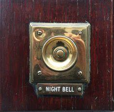 Sign Siren: Ring in the new year! Door Handles, Signs, Decor, Decoration, Shop Signs, Door Knobs, Sign, Dekoration, Inredning