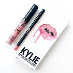 KOKO K - Lip Kit by Kylie Cosmetics *NEW* Matte liquid lipstick and lip liner in KoKo K by Kylie Cosmetics! Never opened, brand new. Hot item! (Will include make up bag of your choice with purchase.) NO trade offers, please. Kylie Cosmetics Makeup Lipstick