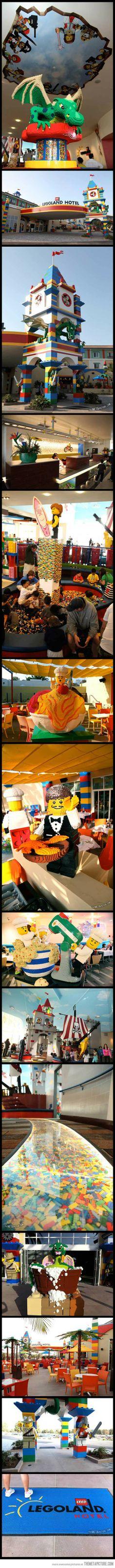 Legoland Hotel…